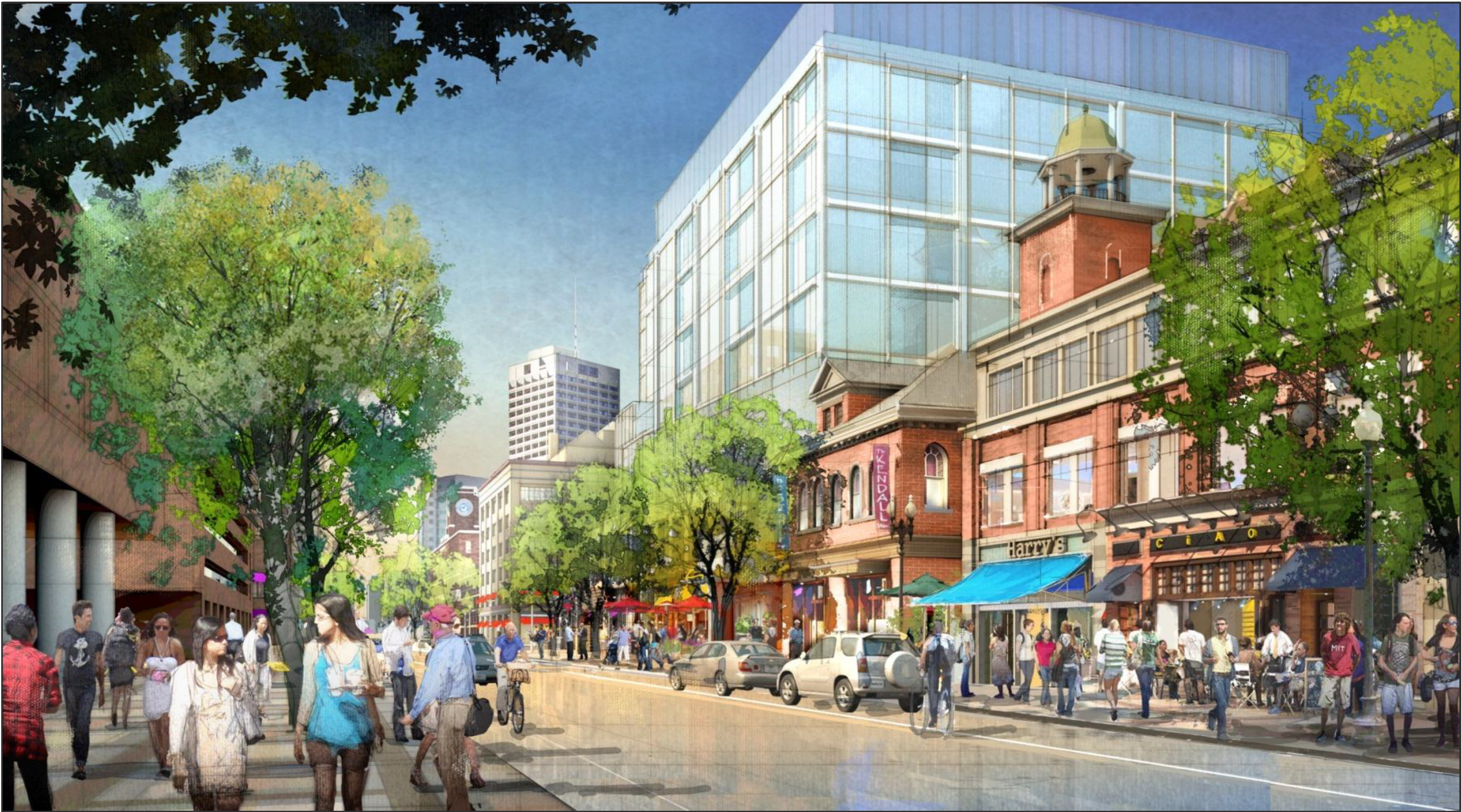 Coming Soon Kendall Square Redevelopment Sidneypacific