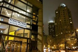 Fogo de Chao, 200 Dartmouth Street, Downtown Boston.  Picture courtesy of the Boston Globe.